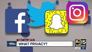 Let Joe Know: Social media giants and your privacy
