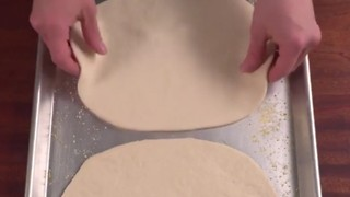Here's How to Make Pizza Dough with 2 Simple Ingredients - Video