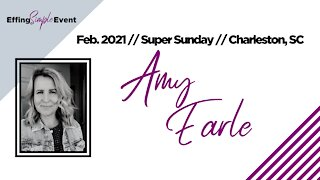 AMY EARLE - Legacy // Super Sunday February 2021
