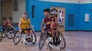 Local team provides path to college basketball