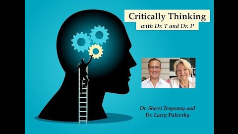 Critically Thinking Clips - Give Me More w/ Dr. Larry Palevsky