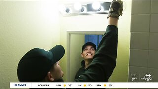 Mile High Youth Corps does energy & water saving projects