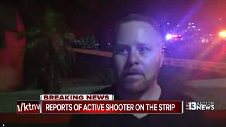 Witness talks to Action News 13 about shooting - Video