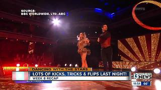 Frank Marino talks Dancing with the Stars - Video