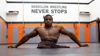 The Wrestler With No Legs | BORN DIFFERENT