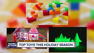 Testing out the top toys this holiday season - Video