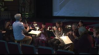 Boise Philharmonic keeps silent films alive - Video