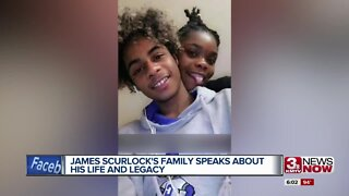 James Scurlock's family speaks about his life and legacy