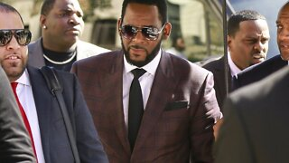 3 Men Charged With Intimidating Alleged R. Kelly Victims