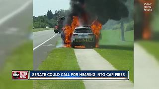 I-Team: Regulators say they won't investigate cause of car fires | WFTS Investigative Report - Video