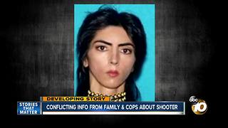 Police made contact with Youtube shooting suspect - Video
