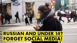 Russian teens may have to say goodbye to social media - Video