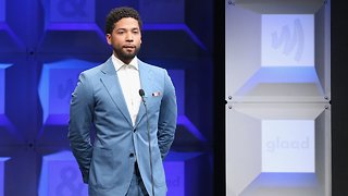 Jussie Smollett Arrested For Allegedly Filing A False Police Report