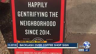 Ink! Coffee's bragging about gentrifying Five Points turns bitter on Twitter - Video