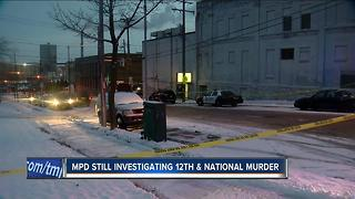 Milwaukee police ask public for help in solving January 2017 homicide