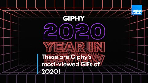 The most popular GIFs of 2020