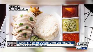 What's new in downtown Las Vegas - Video