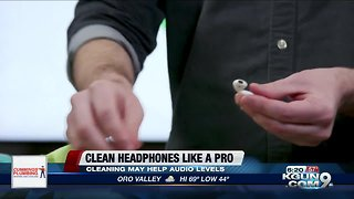 Consumer Reports: Clean your headphones like a pro