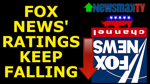 FOX'S FALL CONTINUES! - Network's Ratings in Free Fall Since Their Turn on Trump, Biden Praise