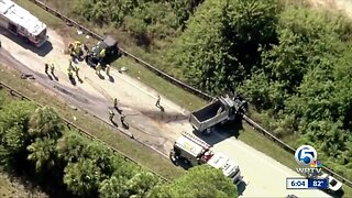 Road reopens after deadly crash in Martin County