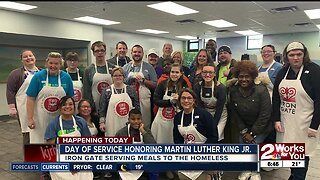 Tulsa's TARC group to volunteer on MLK Day of Service