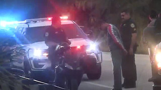 Indian River County deputy injured trying to pull over motorcyclist - Video