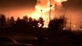 Substation in Ephrata Explodes, Knocking out Power for Thousands - Video