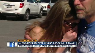 Authorities recover missing Brooksville plane - Video
