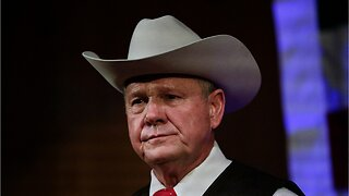 Roy Moore isn't going away quietly