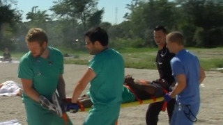 Florida Atlantic University hosts mass casualty drills - Video