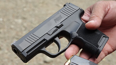 SIG Sauer P365 Review | The Best Concealed Carry Handgun?