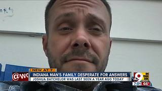 Indiana man's family desperate for answers - Video