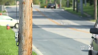 Police: 15-year-old fighting for her life after hit-and-run crash in Baltimore County