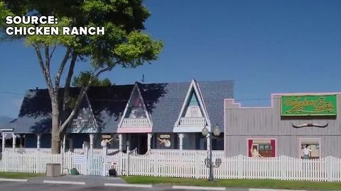 Chicken Ranch Brothel on sale for $4.5M