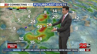 23ABC Evening weather update December 2, 2020