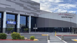Las Vegas Convention Center to serve as COVID-19 2nd dose facility