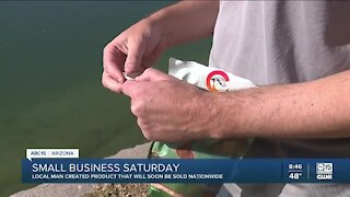 Local man creates product that will soon be sold nationwide