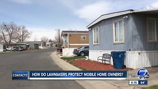 Contact7: Holding public officials accountable for mobile homeowners - Video