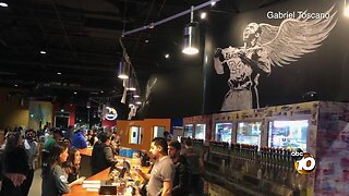 South Bay brewery honors Kobe with mural