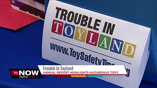 Trouble in Toyland survey released - Video