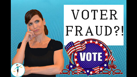 The Truth About Election Fraud and Voter Fraud