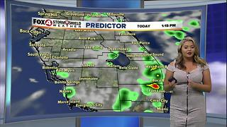 Hot and Humid with Afternoon Storms - Video
