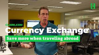 The best way to exchange money when traveling abroad - Video