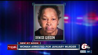 63-year-old woman arrested in connection with brutal Jan. 7 stabbing - Video