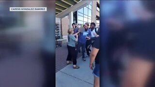 Shorewood attorney Stephanie Rapkin charged with hate crime for spitting on protester