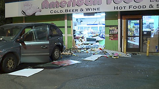 ATM taken in smash and grab on Cleveland's east side - Video