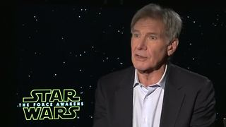 Harrison Ford says he's not involved in Han Solo spin-off - Video