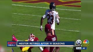 Former Suncoast Coach Jimmy Bell reflects on Devin Hester's career - Video