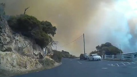 Scores of Homes Destroyed by Tathra Bushfire