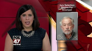Jury selection for William Strampel's trial begins